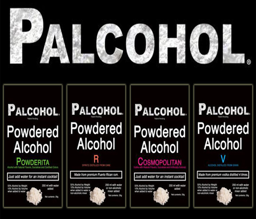 types of palcohol, powdered alcohol
